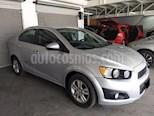 Foto venta Auto usado Chevrolet Sonic 4p LT L4/1.6 Man (2014) color Plata precio $125,000