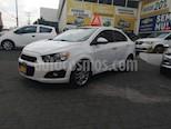 Foto venta Auto usado Chevrolet Sonic 4p LTZ L4/1.6 Aut (2012) color Blanco precio $120,000