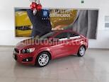 Foto venta Auto usado Chevrolet Sonic 4p LTZ L4/1.6 Aut (2012) color Rojo precio $121,900