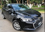 Foto venta Auto usado Chevrolet Sonic 5p LT L4/1.6 Aut (2017) color Negro precio $179,000