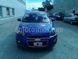 foto Chevrolet Sonic  LTZ Aut usado (2012) color Azul Celeste precio $300.000
