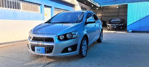 Chevrolet Sonic  LT usado (2013) color Gris Claro precio $949.000