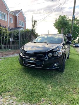 Chevrolet Sonic  LT usado (2013) color Negro precio $890.000