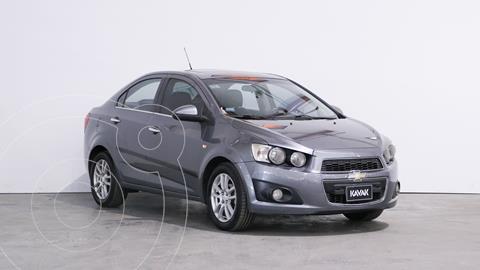 Chevrolet Sonic  LTZ usado (2013) color Gris Urbano precio $1.000.000