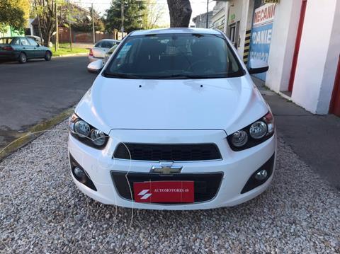 Chevrolet Sonic  LT usado (2012) color Blanco financiado en cuotas(anticipo $650.000)