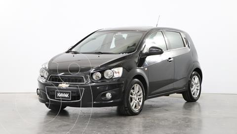 Chevrolet Sonic  LTZ usado (2014) color Negro precio $1.320.000