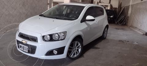 Chevrolet Sonic  LTZ usado (2012) color Blanco precio $710.000