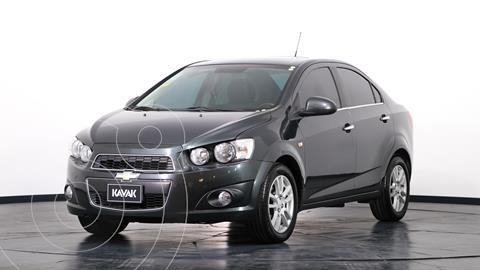 Chevrolet Sonic  LTZ usado (2014) color Gris Acero precio $1.170.000