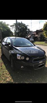 Chevrolet Sonic  LT usado (2013) color Negro precio $700.000