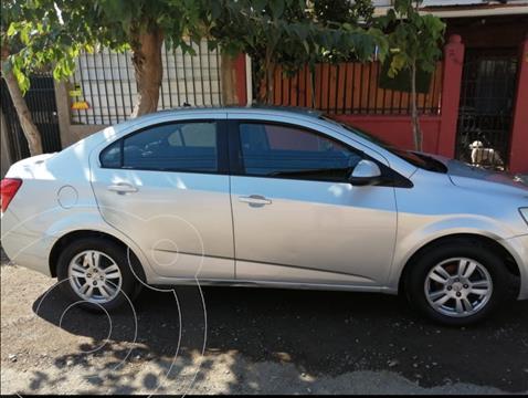 Chevrolet Sonic 1.6 LT  usado (2013) color Gris precio $5.999.990