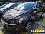 Chevrolet Sonic 1.6 LT usado (2015) color Marron precio $34.900.000