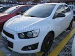 foto Chevrolet Sonic 1.6 LT  usado (2017) color Blanco precio $39.900.000