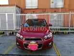 Chevrolet Sonic 1.6 LT  usado (2014) color Rojo precio $29.500.000
