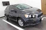 Foto venta Auto usado Chevrolet Sonic LS (2015) color Negro precio $135,000