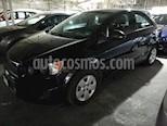 Foto venta Auto usado Chevrolet Sonic LS (2013) color Gris Oxford precio $110,000