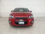 Foto venta Auto usado Chevrolet Sonic LS (2016) color Rojo Tinto precio $139,000
