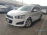 Foto venta Auto usado Chevrolet Sonic LS (2016) color Blanco precio $140,000