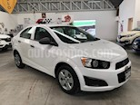Foto venta Auto usado Chevrolet Sonic LS (2015) color Blanco precio $129,000