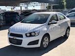 Foto venta Auto usado Chevrolet Sonic LS (2016) color Blanco precio $158,000