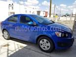 Foto venta Auto usado Chevrolet Sonic LS (2012) color Azul precio $95,000
