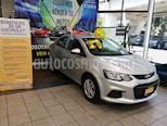 Foto venta Auto usado Chevrolet Sonic LS (2017) color Plata precio $186,000