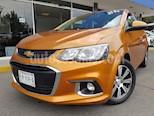 Foto venta Auto usado Chevrolet Sonic LS (2017) color Amatista Metalizado precio $210,000