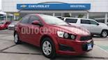 Foto venta Auto usado Chevrolet Sonic LT Aut (2016) color Rojo precio $172