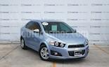 Foto venta Auto usado Chevrolet Sonic LT Aut (2013) color Azul precio $135,000