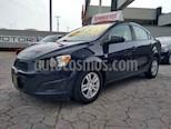 Foto venta Auto usado Chevrolet Sonic LT Aut (2015) color Azul precio $140,000