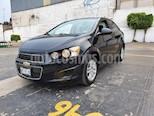 Foto venta Auto usado Chevrolet Sonic LT Aut (2014) color Negro precio $118,000