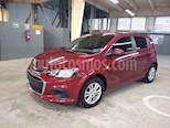 Foto venta Auto usado Chevrolet Sonic LT Aut (2017) color Rojo precio $170,000
