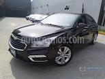 Foto venta Auto usado Chevrolet Sonic LT Aut (2016) color Negro precio $190,000