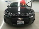 Foto venta Auto usado Chevrolet Sonic LT Aut (2015) color Gris precio $129,000