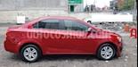 Foto venta Auto usado Chevrolet Sonic LT Aut (2014) color Rojo Tinto precio $125,000