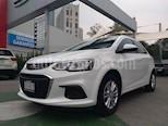 Foto venta Auto usado Chevrolet Sonic LT Aut (2017) color Blanco precio $175,000