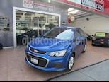 Foto venta Auto Seminuevo Chevrolet Sonic LT Aut (2017) color Azul precio $190,000