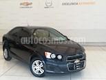 Foto venta Auto usado Chevrolet Sonic LT Aut (2014) color Azul Electrico precio $125,000