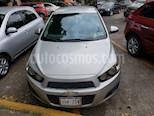 Foto venta Auto usado Chevrolet Sonic LT Aut (2014) color Plata Brillante precio $118,000