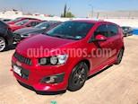 Foto venta Auto usado Chevrolet Sonic LT HB (2016) color Rojo Tinto precio $149,900