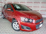 Foto venta Auto usado Chevrolet Sonic LT HB (2016) color Rojo Tinto precio $150,000