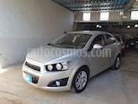 Foto venta Auto usado Chevrolet Sonic  LT (2013) color Gris Claro precio $299.000
