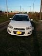 Foto venta Auto usado Chevrolet Sonic  LT (2014) color Blanco precio $295.000