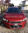 Foto venta Auto usado Chevrolet Sonic LT (2012) color Rojo Tinto precio $115,000