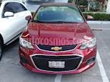 Foto venta Auto usado Chevrolet Sonic LT (2017) color Vino Tinto precio $185,000