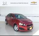 Foto venta Auto usado Chevrolet Sonic LT (2015) color Rojo Tinto precio $148,000