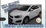 Foto venta Auto Seminuevo Chevrolet Sonic LT (2016) color Blanco precio $164,000