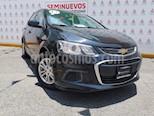 Foto venta Auto usado Chevrolet Sonic LT (2017) color Negro precio $164,000
