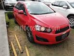 Foto venta Auto usado Chevrolet Sonic LT color Rojo precio $165,000