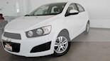 Foto venta Auto usado Chevrolet Sonic LT (2016) color Blanco precio $168,000