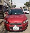 Foto venta Auto usado Chevrolet Sonic LT (2013) color Rojo Tinto precio $100,000